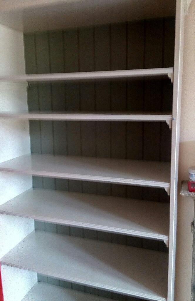 lovely large bookshelf for sale