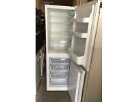 White HOOVER Nice Fridge Freezer (Fully Working & 90 Days Warranty)