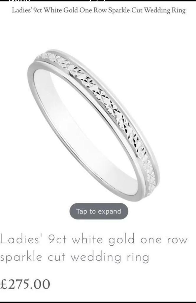 New Engagement Wedding Ring Fraser Hart Diamond White Gold