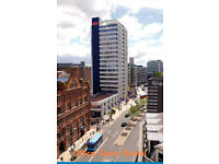 ** PICCADILLY - CENTRAL MANCHESTER (M1) Office Space to Let in Manchester