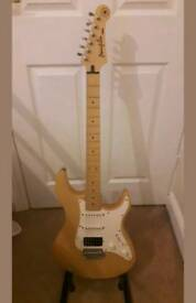Signed Yamaha Pacifica with Seymour Duncan Invader
