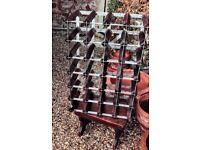 Wine Rack 28 bottles