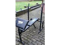 York 314 weights bench