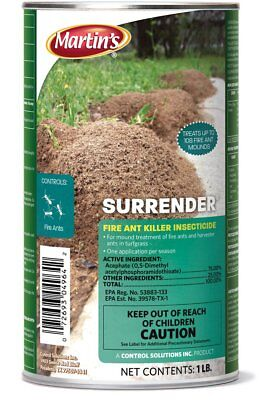 Martin's Surrender Acephate 75 Fire Ant Killer Insecticide - 1 lb. - Fire Ant Killer