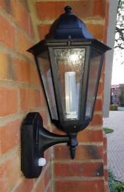 P-LUX LED Front Door Lanterns X2