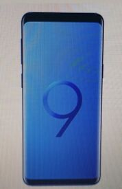 Samsung galaxy s9 on EE