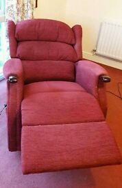 HSL Linton Grande Dual Riser Reclining Chair Pick up Amberley,Sussex