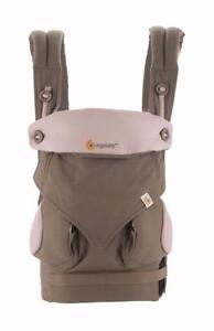 ERGObaby 4 Position 360 Collection Taupe & Lilac