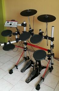 Drum / Batterie Yamaha DTXpress IV 4 FULL EQUIPED