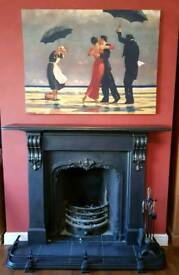 Large Jack Vettriano canvas