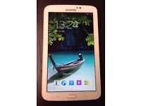 "7"" Samsung galaxy tab 3 8gb wifi"