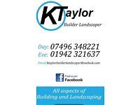 K Taylor builder landscaper