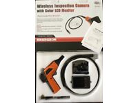 INSPECTION CAMERAS-BRAND NEW & UNUSED.