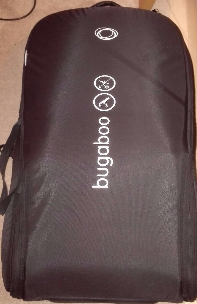 Bugaboo carry case - large