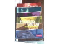 Psychology and Law: A Critical Introduction, A. Kapardis (3rd Ed) Bargain at £30ono as £60 on Amazon