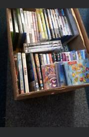 Random dvds , CDs,games