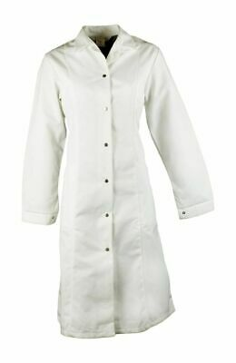 "Women's White Lab Coat – 88cm (34"")"