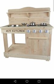 Mud Kitchen brand new in box