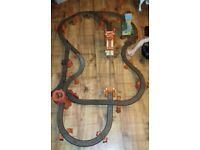 Thomas and Friends TrackMaster - Zip, Zoom and Logging Adventure