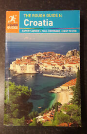 Croatia travel guide book. New!