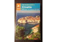 Croatia travel guide book. New!