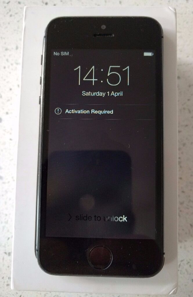 iPhone 5Sin Woodthorpe, NottinghamshireGumtree - I have an iPhone 5S for sale. Slate grey, 32gb, has the usual marks from general wear and tear. Locked to vodafone. Any questions please feel free to ask. Buyer to collect please. Thanks for looking
