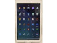 SAMSUNG Galaxy Tab E SM-T560 8GB 9.6 Inch Tablet WIFI - WHITE