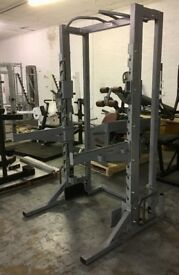 TECHNOGYM PURE STRENGTH HALF RACK FORSALE!!