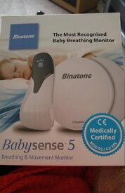 Binatone Babysense Breathing Monitor - BRAND NEW