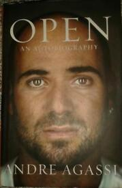Andre Agassi Autobiography 'OPEN'
