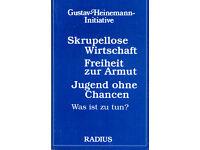 Gustav Heinemann Initiative Nordrhein-Westfalen - Blomberg Vorschau