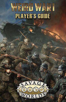 Savage Worlds Weird War I Bundle  109 94 Value 6 Titles  Pinnacle Entertainment