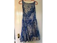 Monsoon Dress Size 8