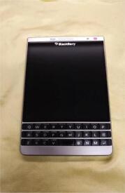 Blackberry passport silver swaps