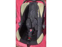 Silver Cross Baby Car seat