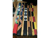 3 / 4 snooker / pool cue cases