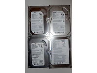 Hard Disk Offers - All can be tested before purchase! (Sata, IDE,Desktop PC, Laptop, Gaming PC, Mac)