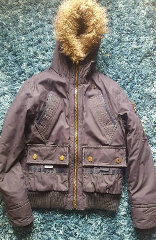 Superdry Limited coat