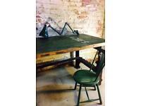 Industrial Chíc Table