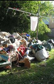 RUBBISH REMOVAL GARAGE CLEARANCES HOUSE CLEARANCE