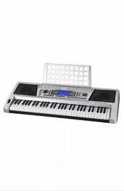 New Electric keyboard has 61 keys
