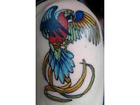 £40/Hour Glasgow Tattoo Irezumi Artist