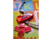 Nerf thunderbow toy