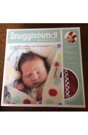 Snugglebundl baby carrier