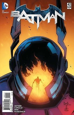 Batman #42 (New 52) near mint comics or better