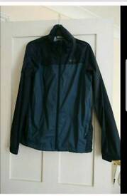 Size small mens waterproof jacket from mountain warehouse, worn once