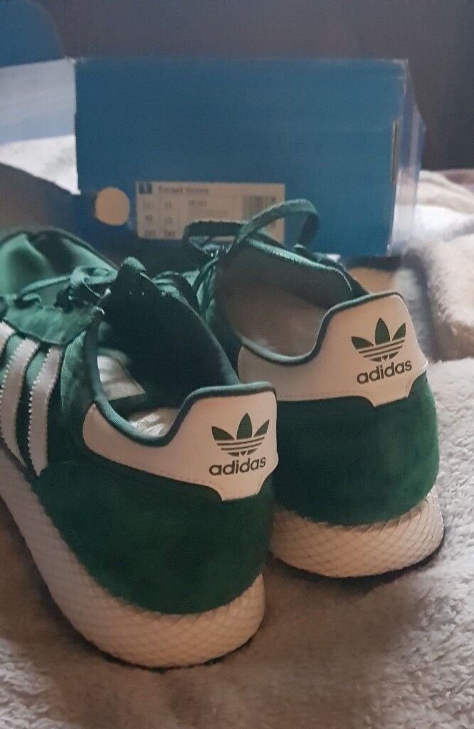 15acc23562 Adidas Forest Grove Trainers Size 11 | in Edgbaston, West Midlands | Gumtree