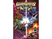 Guardians of the Galaxy - Best Story Ever (2015) (digital)