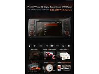 XTRONS® 7 Inch 1080P HD Digital DVD Player with GPS Navigation for E46 BMW 3 Series 1998-2006