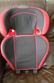 Toddlers Car Seat Back